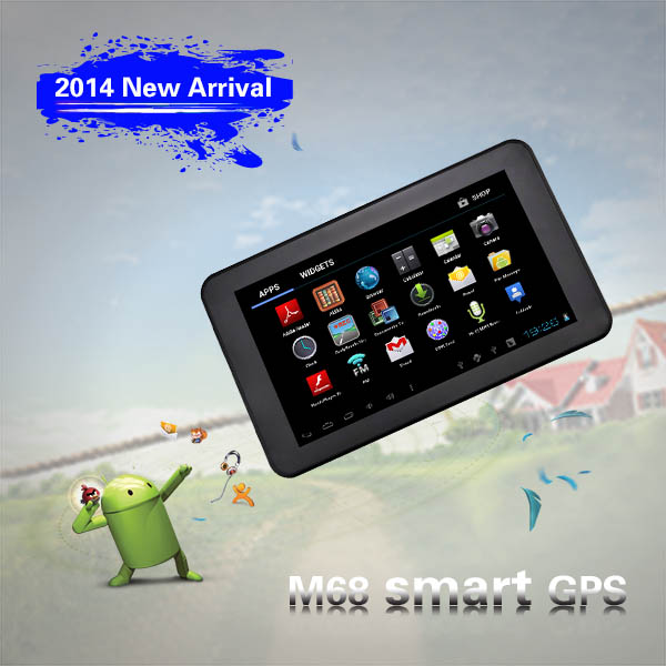 7 inch Android gps navigation android gps navigation for fiat croma